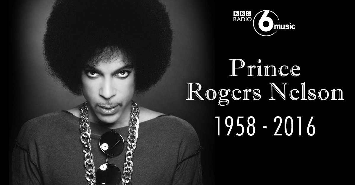 RIP Prince. A true genius. https://t.co/uz4afNfu4a https://t.co/iBZAA9stxN