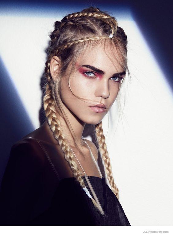 Badass Hairstyles | Hair