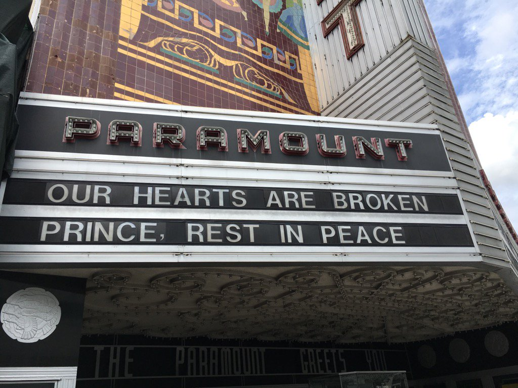 Thumbnail for How we mourned @Prince 1958-2016
