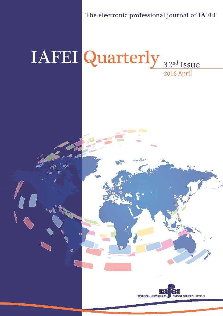 Ya está disponible la nueva edición de @IAFEI_cfo Quarterly: https://t.co/2lm1w1MzPe https://t.co/UyomayAe17
