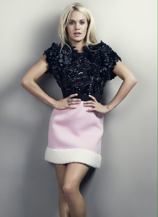 EXCLUSIVE! Check out this never before seen snap from Carrie's 2010 InStyle shoot; https://t.co/4ccqqO4okV