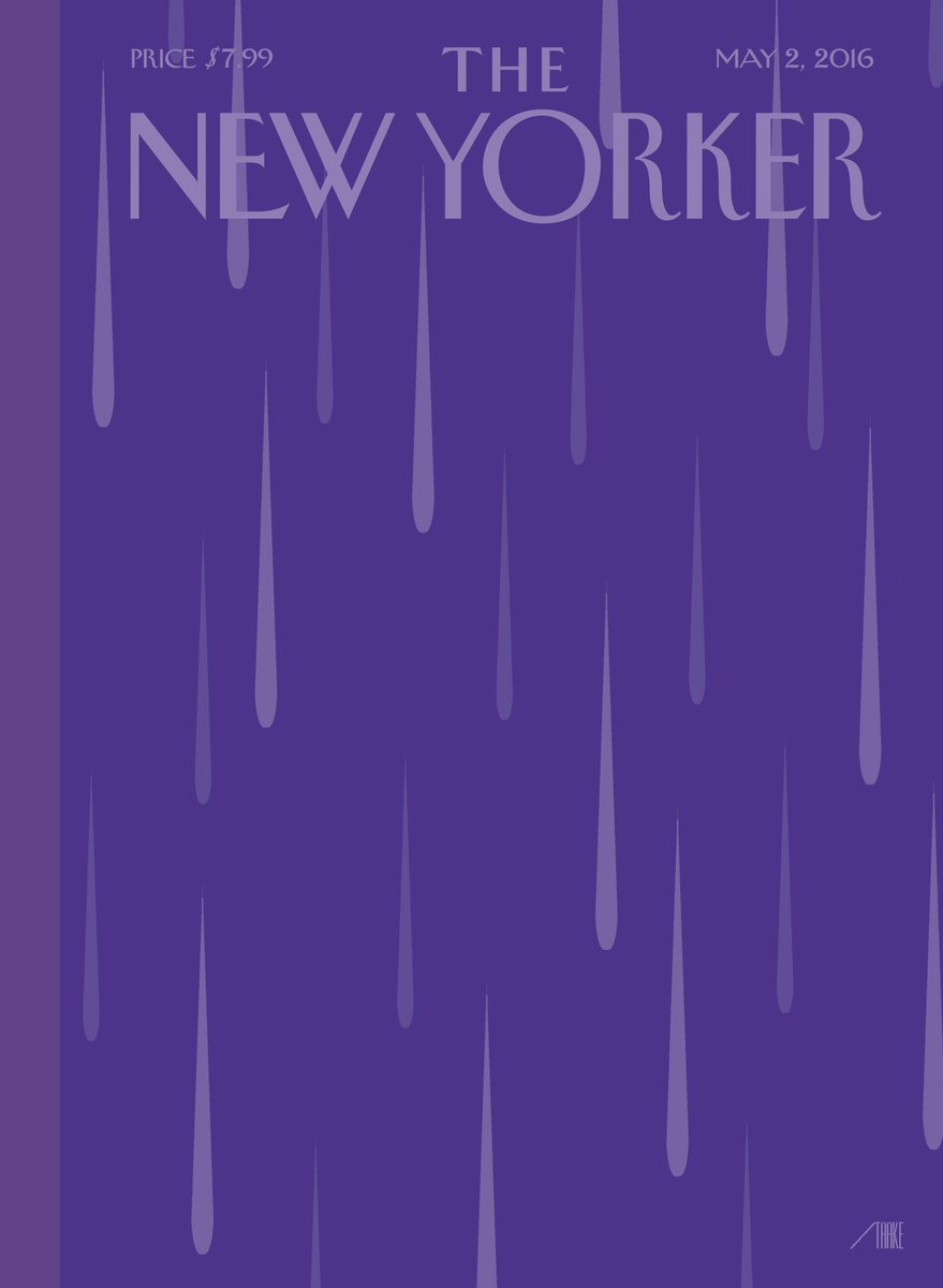In honor of Prince, an early look at next week's cover, 'Purple Rain': https://t.co/lF0Nwyd7q8