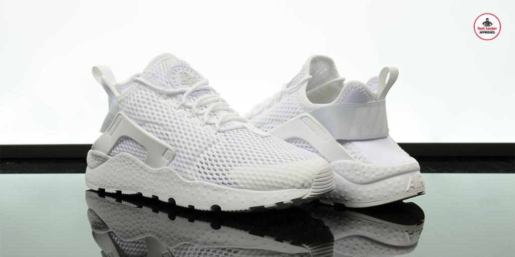 Huarache Breathe White