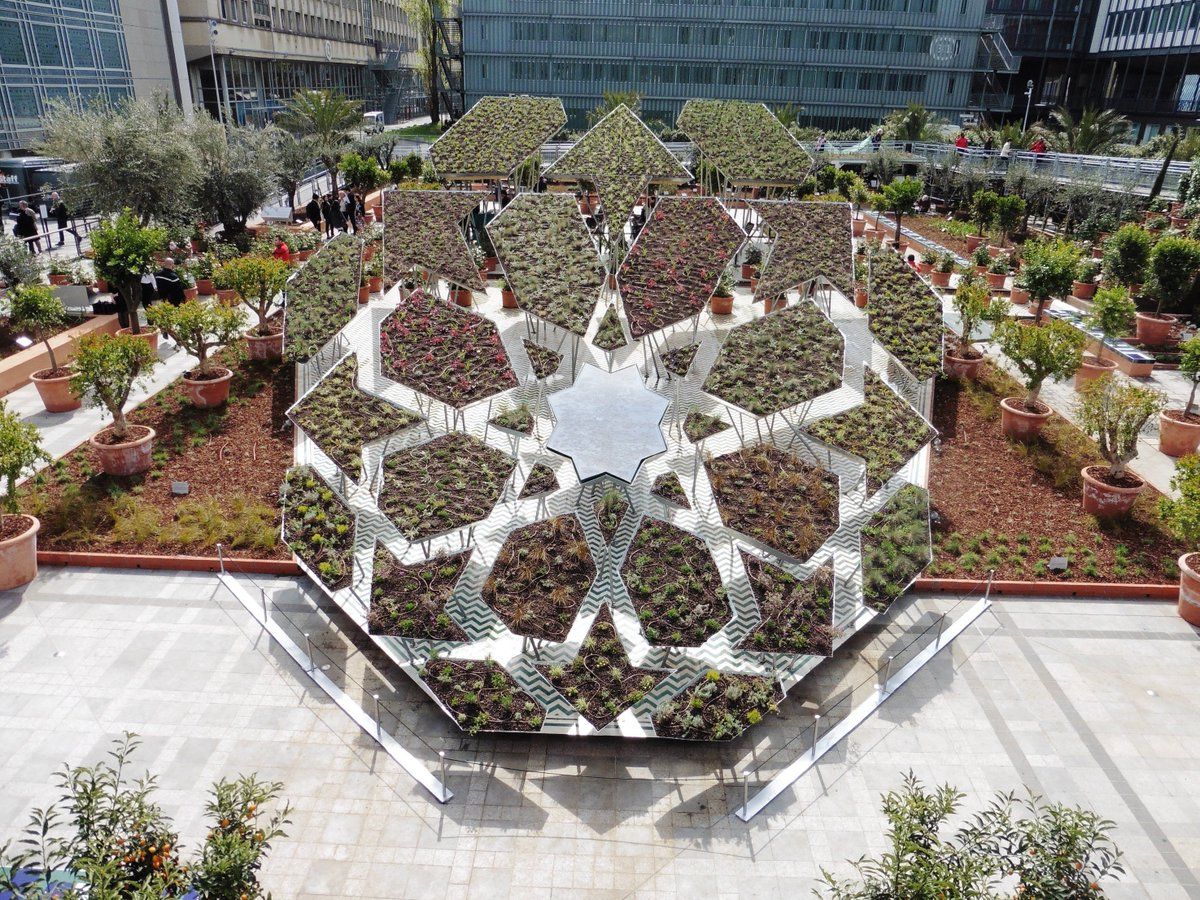 le jardin nourricier on twitter inauguration presse expo jardins dorient de lalhambra au taj mahal communicart imarabe paris anamorphose - Jardin De L Alhambra