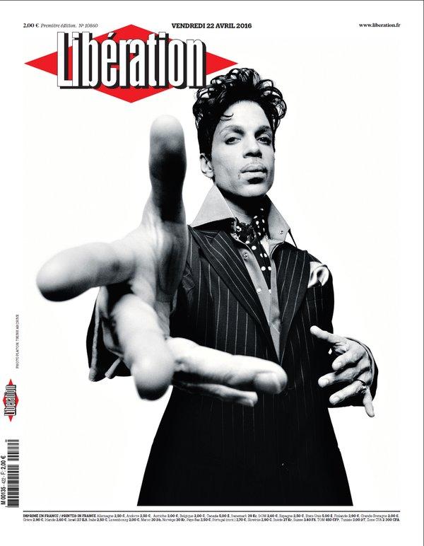 RT @lemondefr Prince en « une » des journaux du monde entier https://t.co/VvRGcfjclu