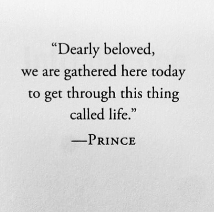 He was simply everything an icon is meant to be. You will be so missed, Prince. https://t.co/D0GtUYfwGA