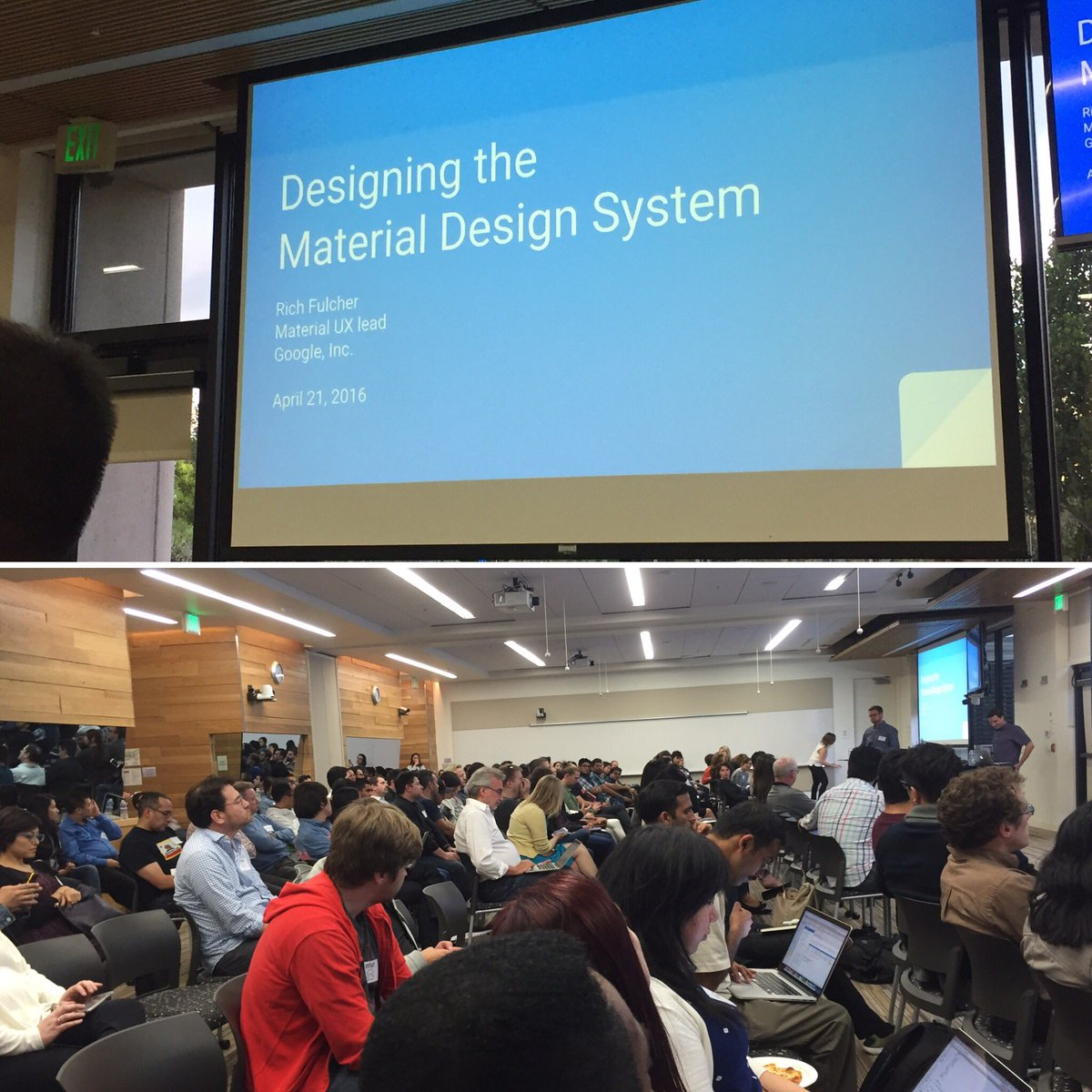 Learning more about design systems from the pros #MaterialDesign #Intuit