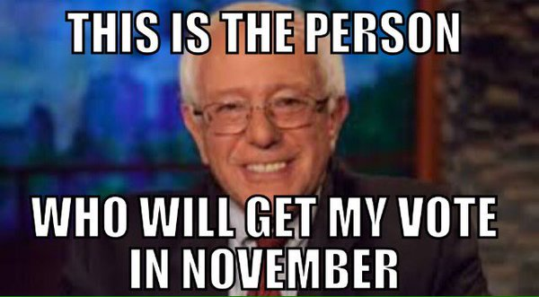 ON to the Convention, Expose Clinton for the fraud she is Consider a 3rd-Progressive Party #FEELtheBERN #BERNIE2016 https://t.co/cvWY1rsAby