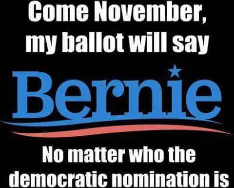 3rd Party...The Progressive Party,  only way Voters get anything out of this #FEELtheBERN #BERNIE2016 #BERNIEorBUST https://t.co/CvtqDW2Dmg