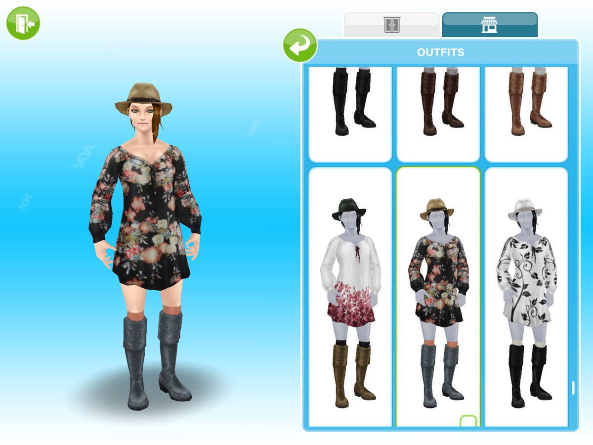The Sims Freeplay On Twitter They Ll Be Sitting In Your Clothing Store Ready For Purchase Very Soon Check Back In The Next While To Get Yours 3 Https T Co Yhdw57tjhx
