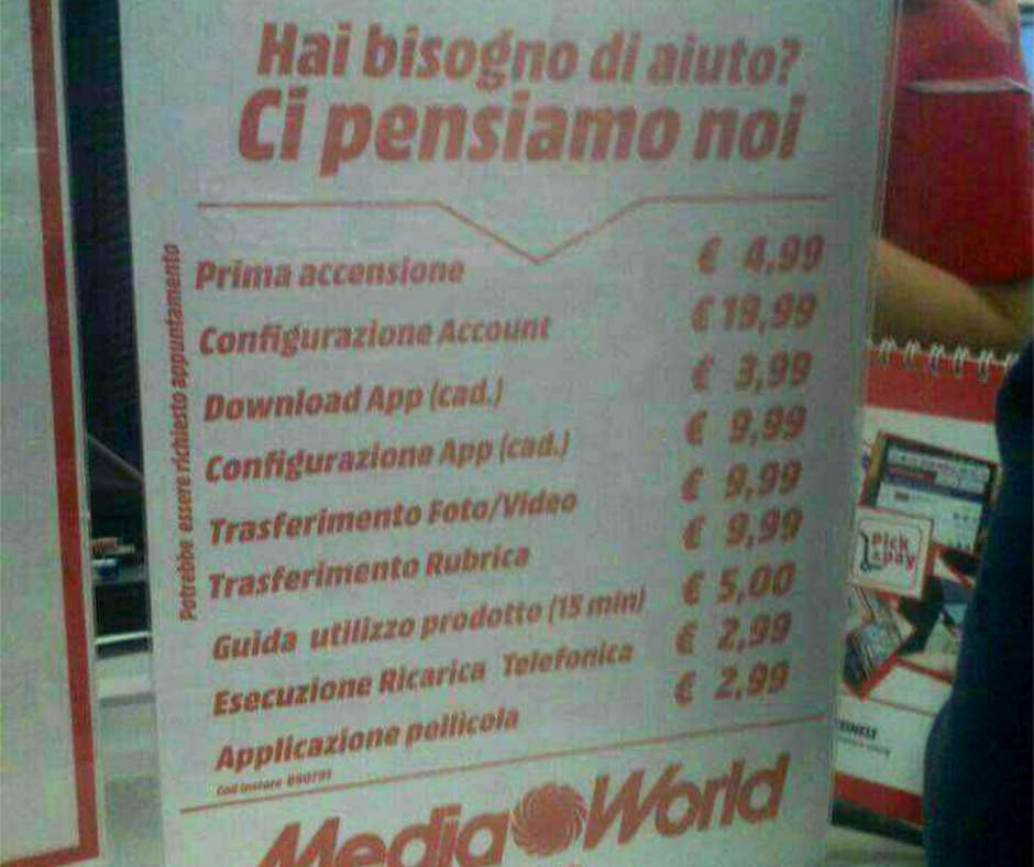 mediaworld digitale