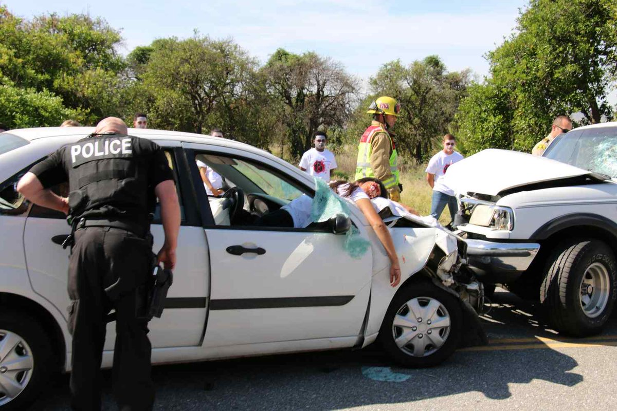 Car Accident In Redlands Today