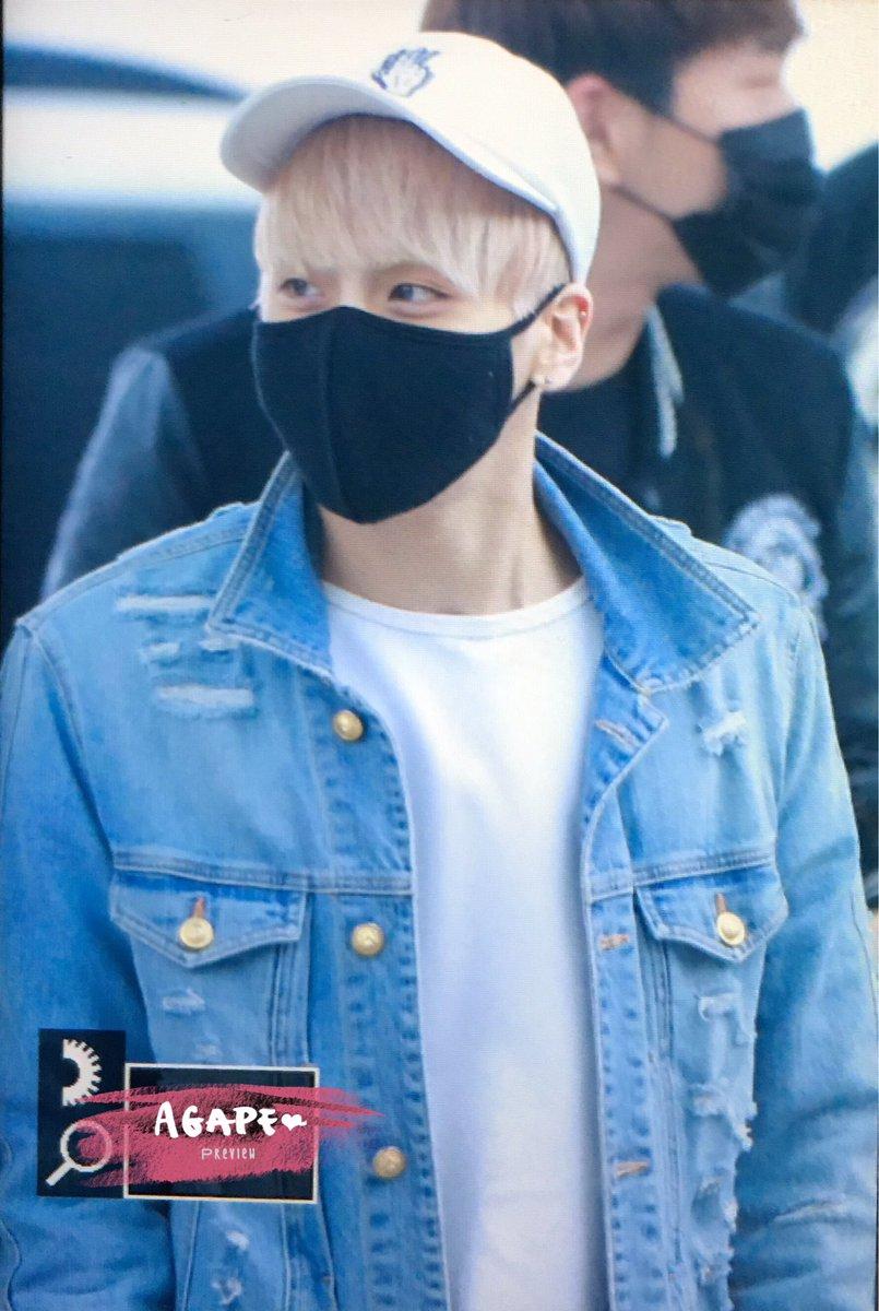 160422 Jonghyun @ Aeropuerto Incheon {Rumbo a Japón} Cgoqf8jUYAUmCer