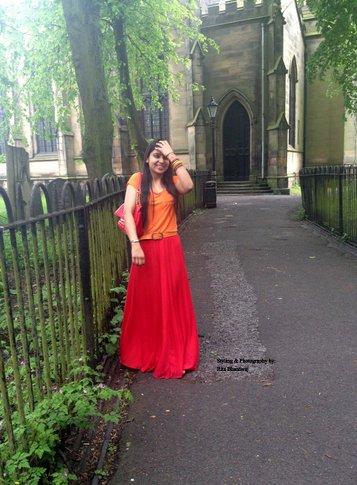 Peace of Colourful Summers Wardrobe To Kill The Heat – OIMFashion