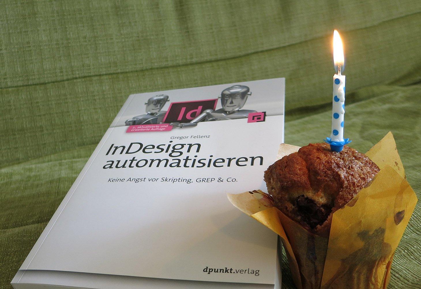 Geburtstagkuchen Buch