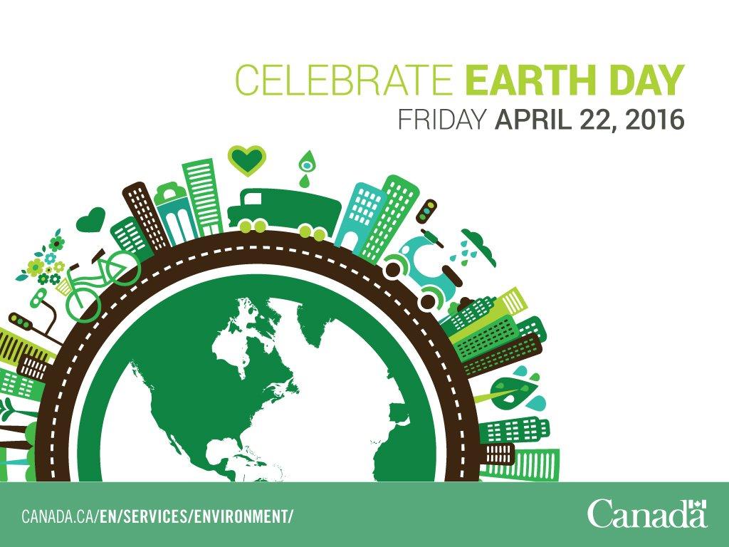 Happy #EarthDay! https://t.co/IVEq0m5yaX