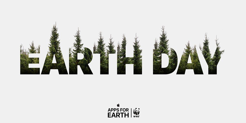Play your part in Earth Day and help support @World_Wildlife with #AppsforEarth. https://t.co/gEopEzLuEO