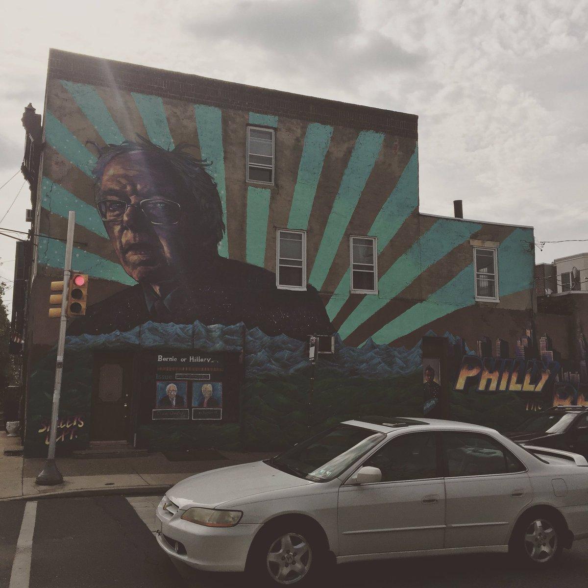 Philly art https://t.co/i96gLd63M7