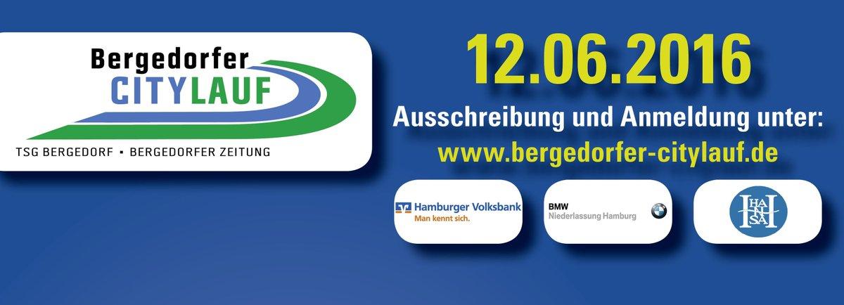 #Bergedorfercitylauf am 12.06.! Drei Läufe: 2,5 / 5 / 10km. Jetzt anmelden:  http:// bit.ly/1Tl3oSX  &nbsp;   #RunHamburg <br>http://pic.twitter.com/IavQ0xIqOm
