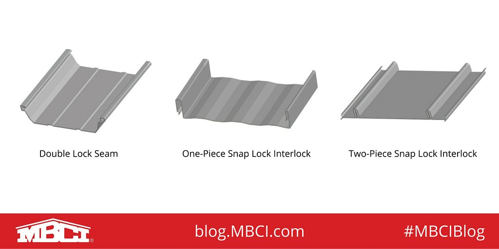 Mbci On Twitter For Standing Seam Roofs One Type Doesn T Fit All Find The Right One For Your Project Https T Co Bgs5arruxy
