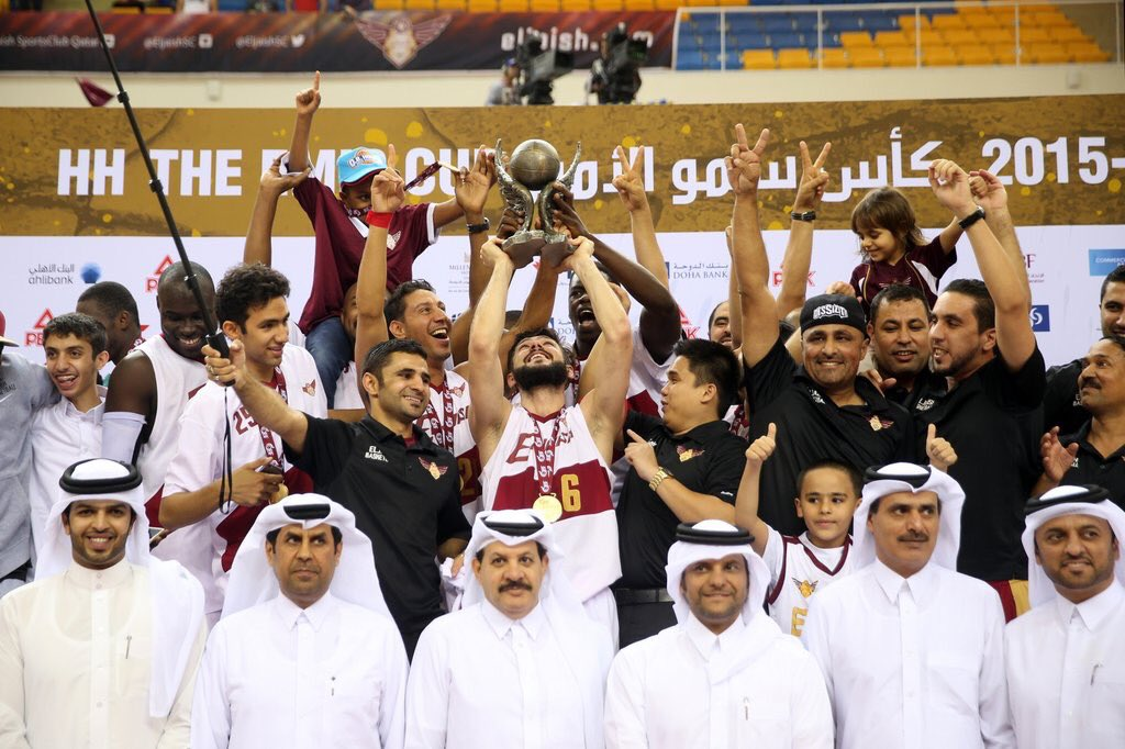 El Jaish cagers rally to retain Emir's Cup