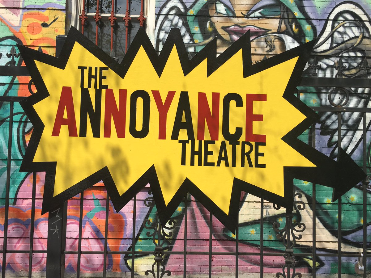 Annoyance Theatre NY on Twitter: \