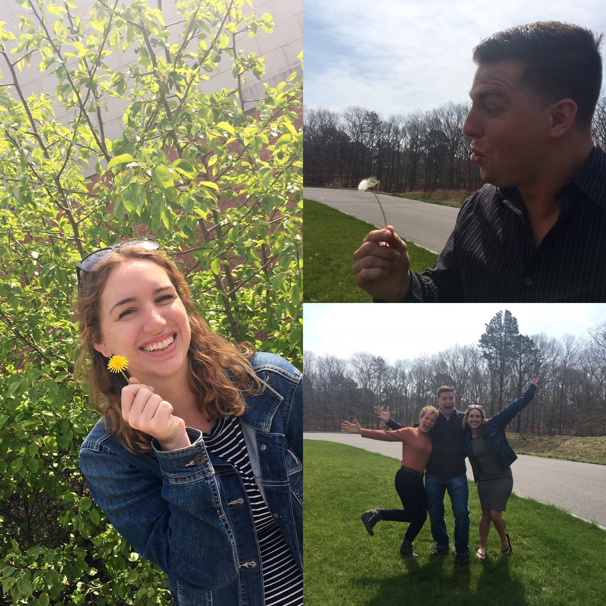 The Buncee team is celebrating #EarthDay by enjoying the beautiful spring weather! #BunceeED16 https://t.co/Sk16dkiqhh