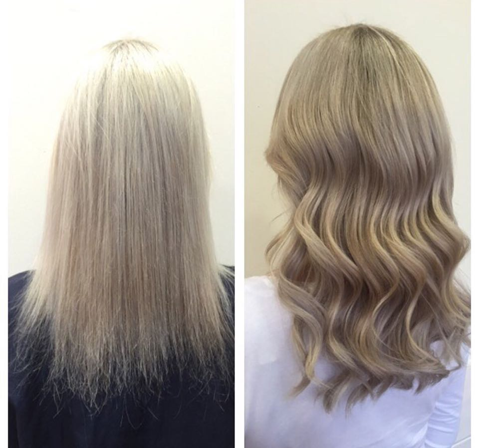 Terence Paul On Twitter From Blonde Highlights To Subtle Root