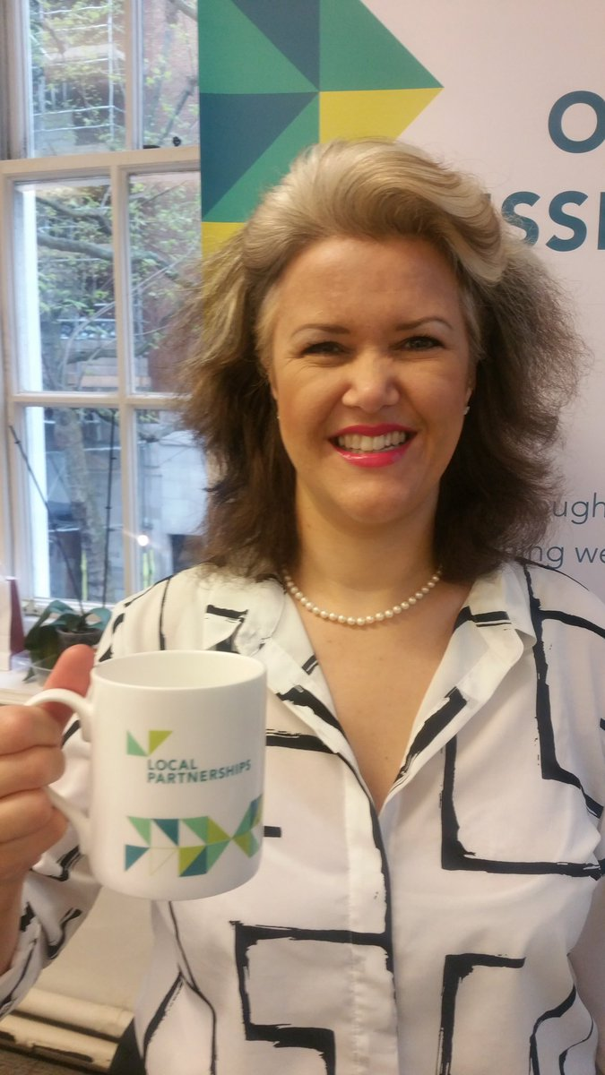 RT @CHampdenWhite1 Celebrating my 1 year anniversary today with @LP_localgov. Great people + great job = happy Caroline :-)