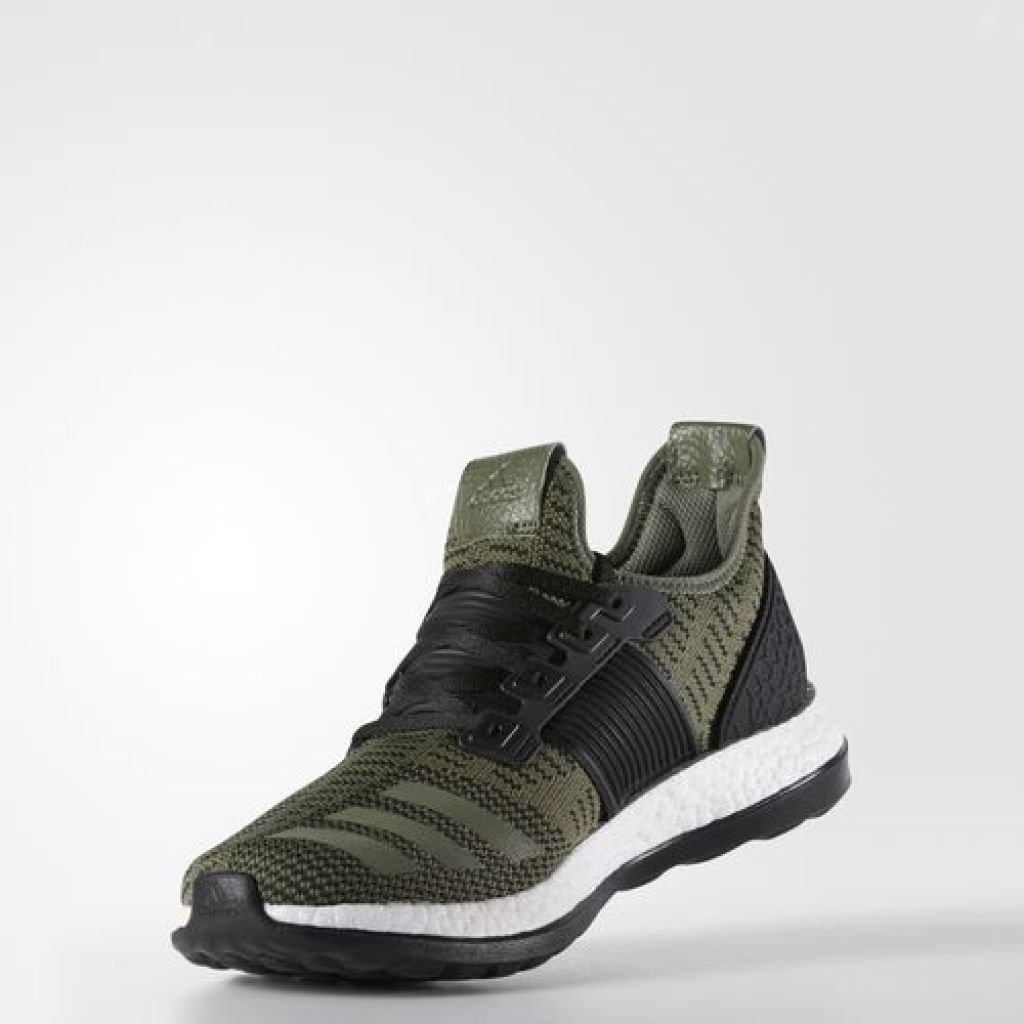 Adidas Pure Boost Zg Olive