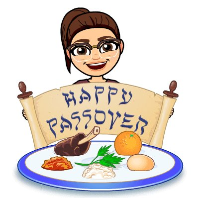 Keshet on twitter loving the fact that the bitmoji passover keshet on twitter loving the fact that the bitmoji passover greeting includes an orange on the seder plate happy passover m4hsunfo