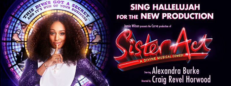 RT @SisterActUKTour: Sing Hallelujah for our new recording of 'Fabulous Baby' by @alexandramusic Listen to it at https://t.co/Q2cbdm3AcJ ht…