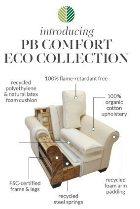 Pottery Barn On Twitter See What Makes Our Pb Comfort Eco Sofa Diffe From The Others Market Https T Co L3ewjgijx9 Earthday
