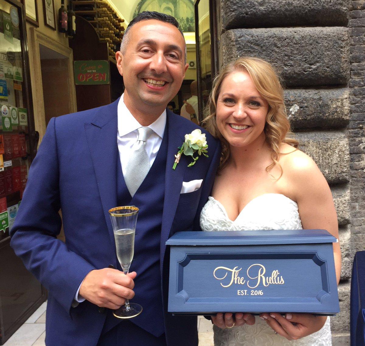 Lino and jill wedding