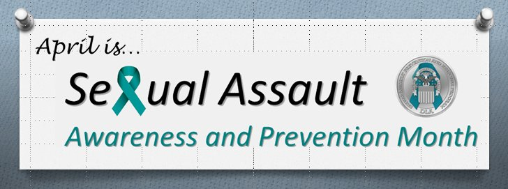 Thumbnail for Sexual assault awareness and prevention, we all have an active role