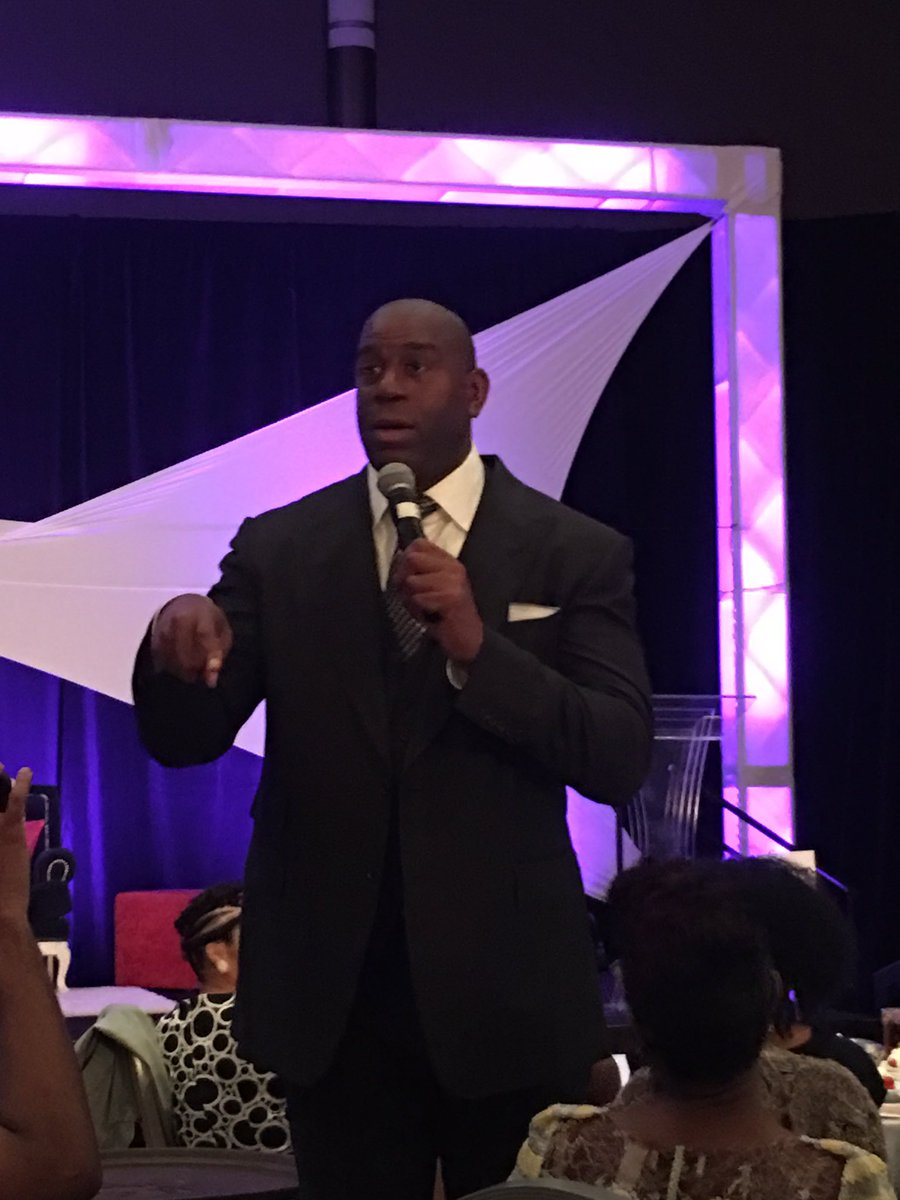 OMG, QOTD: @MagicJohnson Invest back in your business. Your lifestyle change can wait. #DreamBigWithPru #Dream2016 https://t.co/c74WG8hfG3
