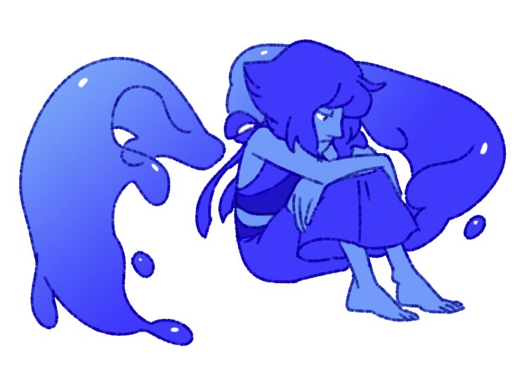 """A Lapis from a while ago?"""