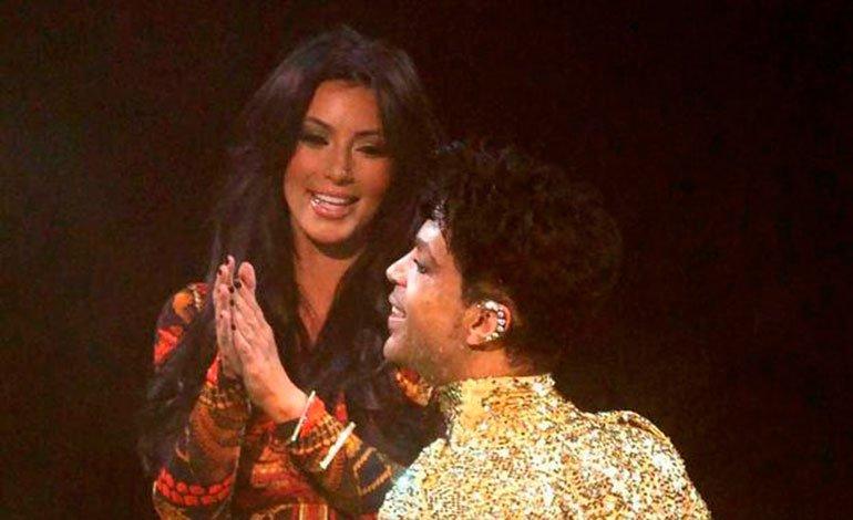 Quella volta che Prince ha umiliato Kim Kardashian