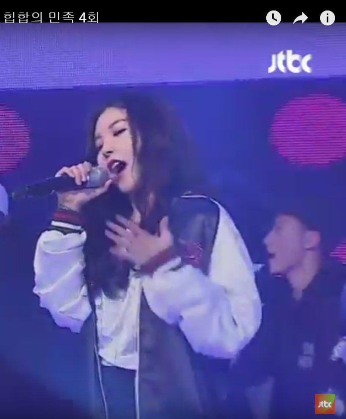 [VIDEO+PICS]Raina singing in Fantastic Baby CgrzXzsUcAEQ3XI