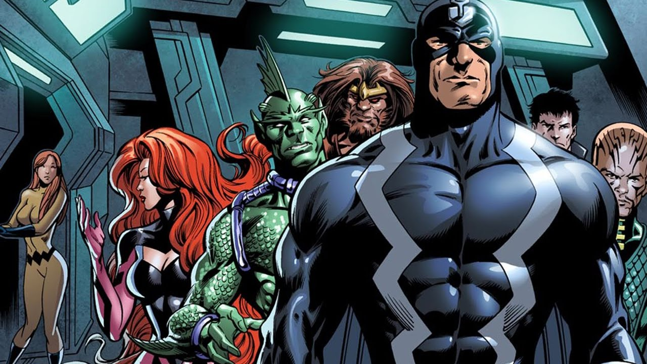 Marvel Removed Inhumans From Release Schedule 1