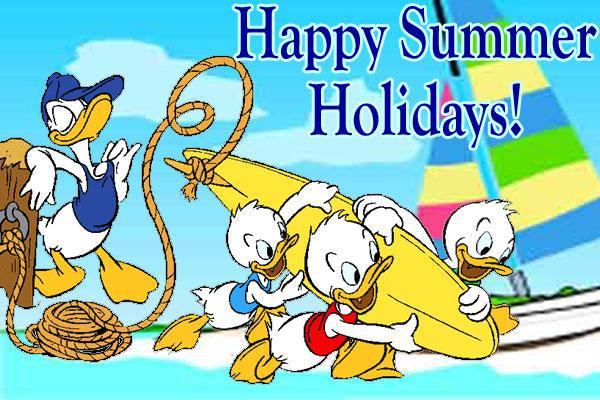 Quotes To Share On Twitter Happy Summer Holidays All The
