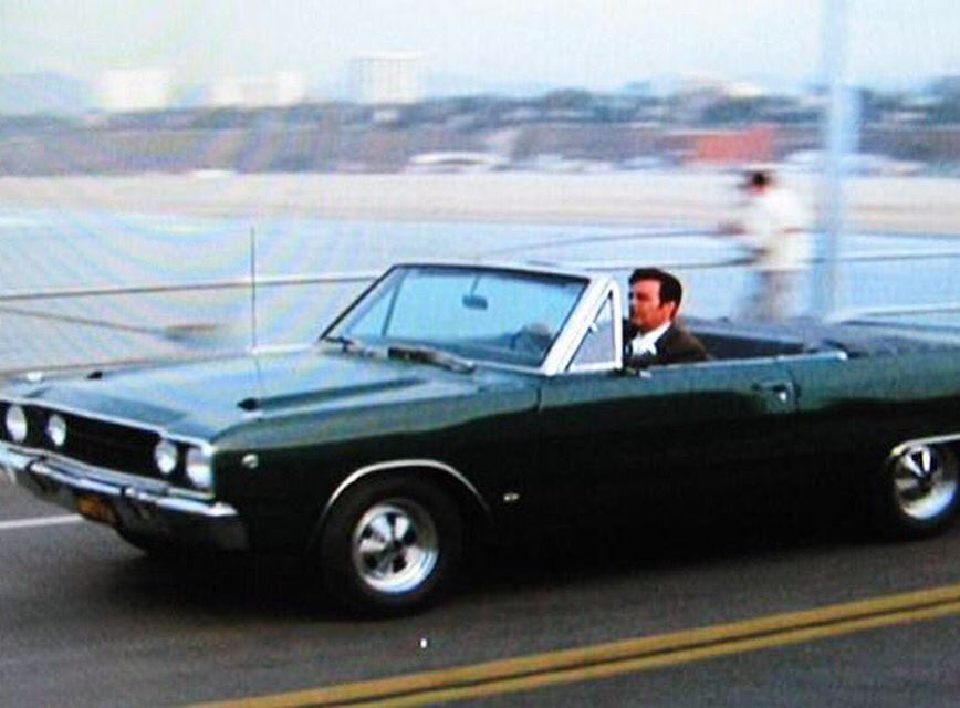"Talking About Cars on Twitter: ""Joe Mannix drove a DOZEN cars during the show's run. The first ..."