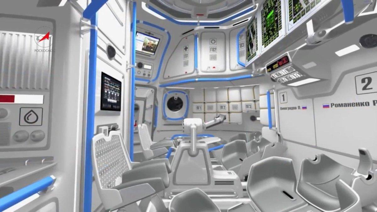space shuttle interior design - photo #40