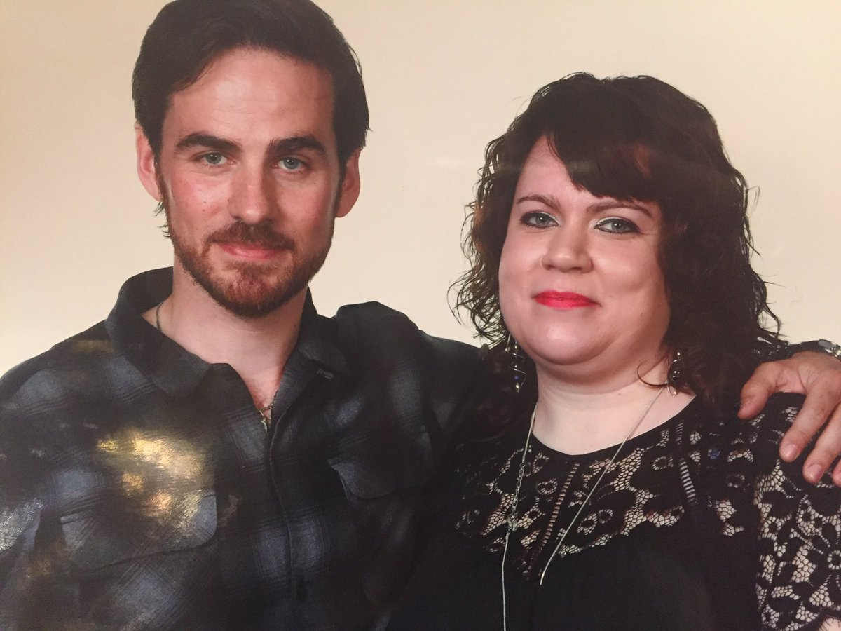 So had a pic with @colinodonoghue1 he's really lovely #SBUK https://t.co/YW5bTKc4JA
