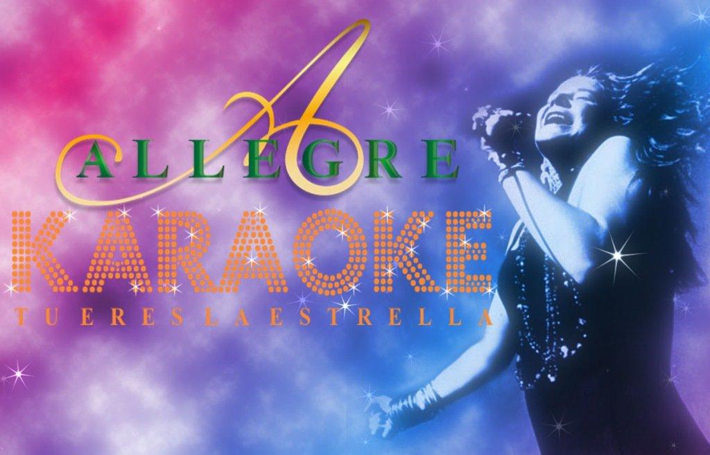 Resultado de imagen para karaoke allegre