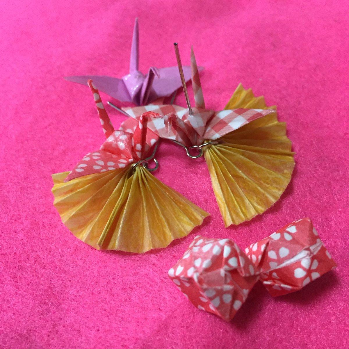 折り紙で簡単アクセサリーを作っちゃお♡おすすめ3選♪