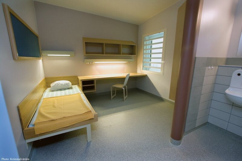 prison and facilities offering rehabilitation essay