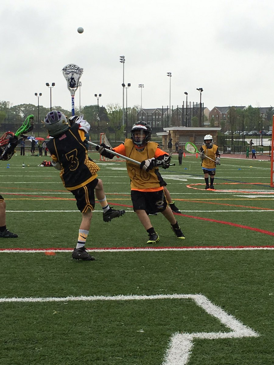 Good morning  #CatholicEdChat Watching my baby play lacrosse on a rainy Arlington morning. https://t.co/L6CTRXgBmU