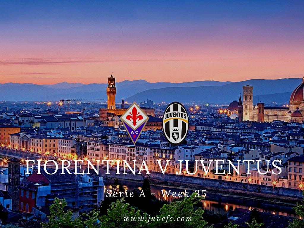 Streaming FIORENTINA JUVENTUS Gratis Rojadirecta, vedere Diretta Calcio LIVE TV Oggi domenica 24 04 2016