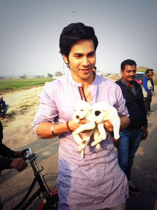 Image result for varun dhawan baby